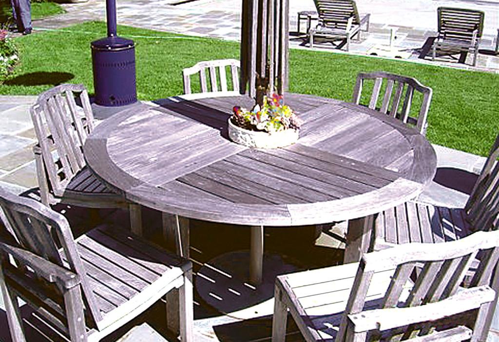 Teak Patio Furniture Maintenance: Teak Patio Furniture