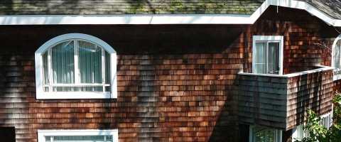 Shingle Siding Cal Preserving