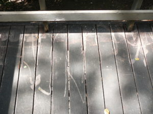 Wood Damaged By Improper Power Washing Cal Preserving