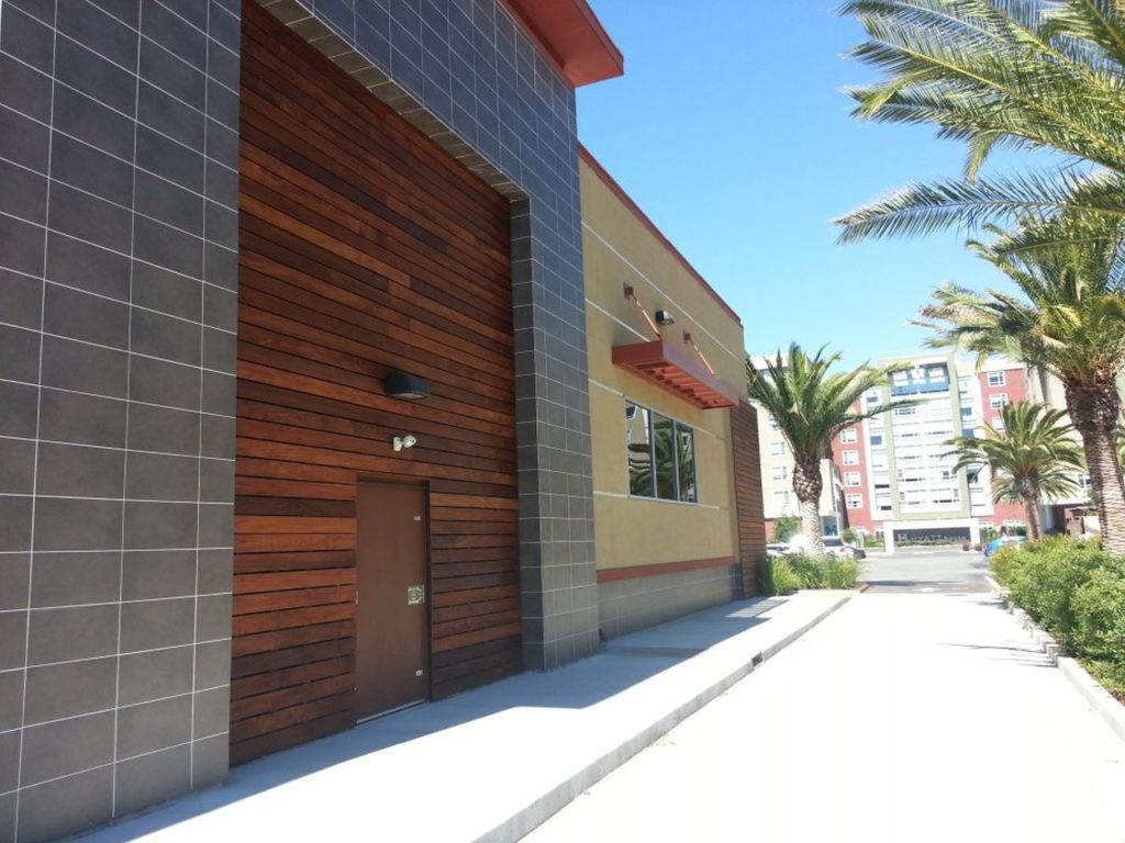 First Street Shopping Center Cal Preserving