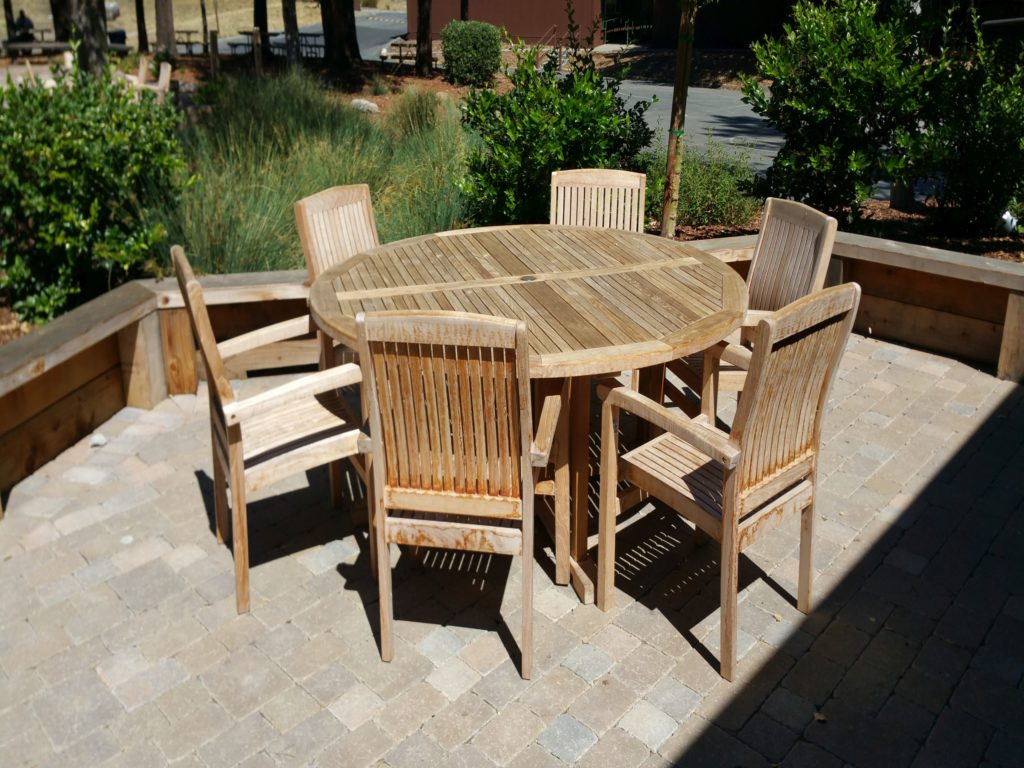 Teak Furniture Cal Preserving